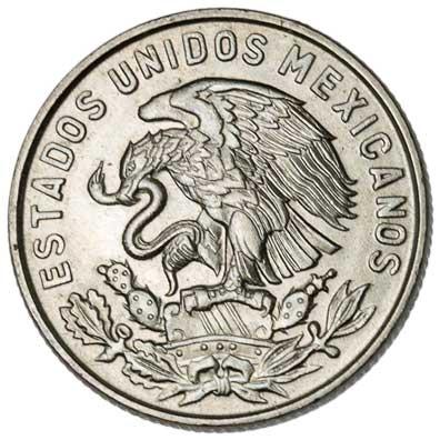 Mexico 50-CENTAVOS (KM451)