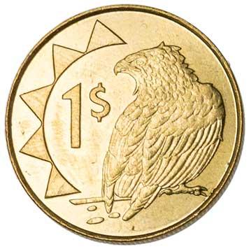 Namibia 1-DOLLAR (KM4)