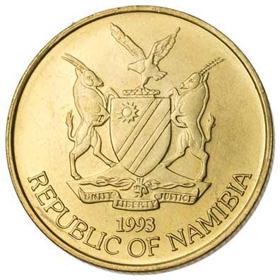 Namibia 5-DOLLARS (KM5)