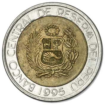 Peru 2-NUEVOS SOLES (KM313)