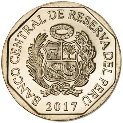 Peru 1-SOL (KM405)